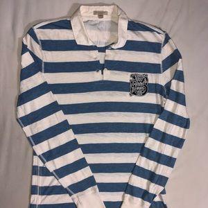 Burberry Brit L/S Striped Polo